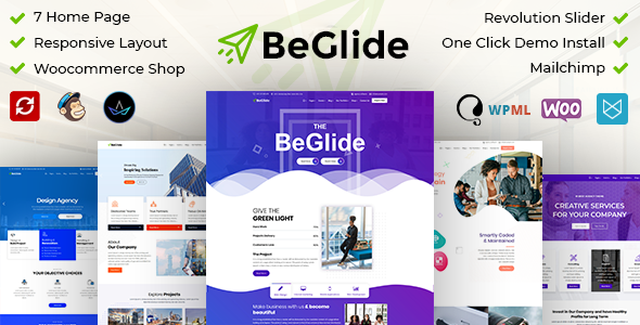 Best Agency Bootstrap 4 HTML Template – DexignLab Blog